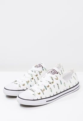 Baskets Converse CHUCK TAYLOR ALL STAR DAINTY - Baskets basses -  sandy/black cherry/