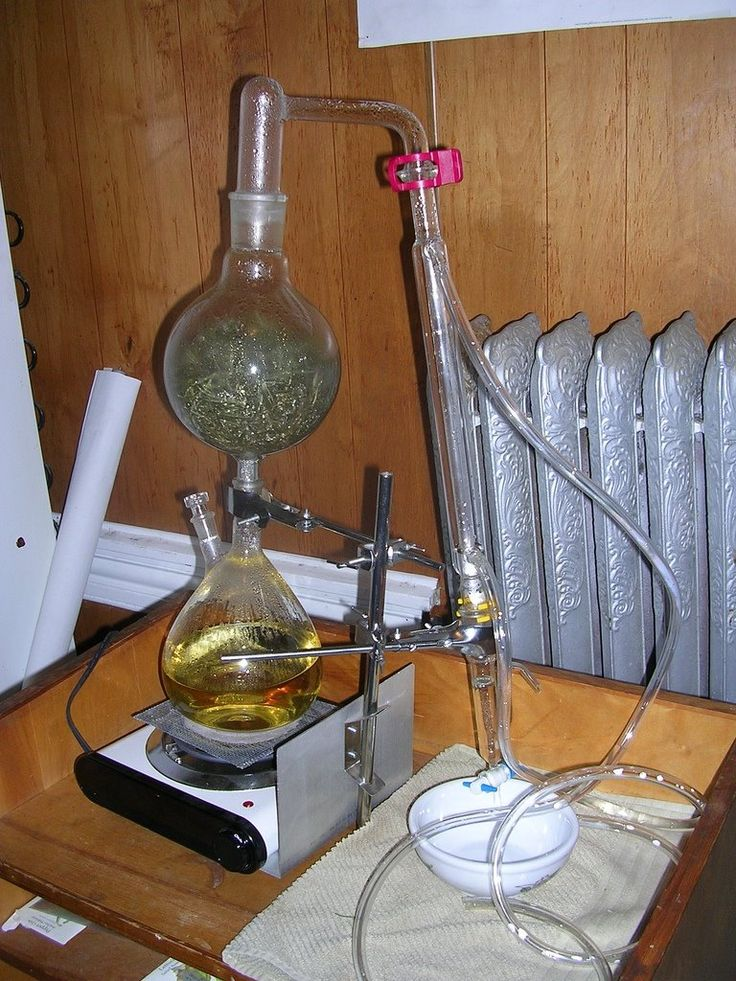 DIY distillers and where to buy distilling equipment for making essential oils
