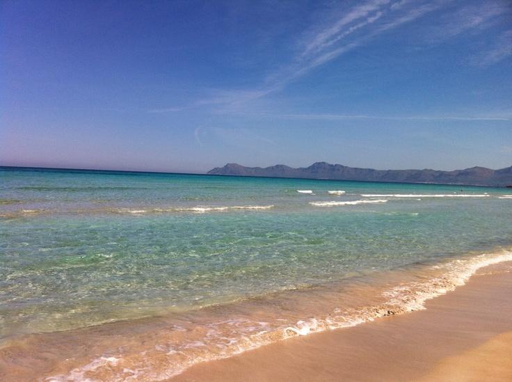 Ca'n Picafort Beach