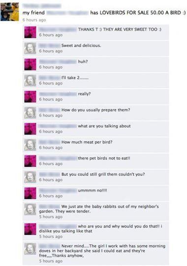 16 People Being Super Awkward Online