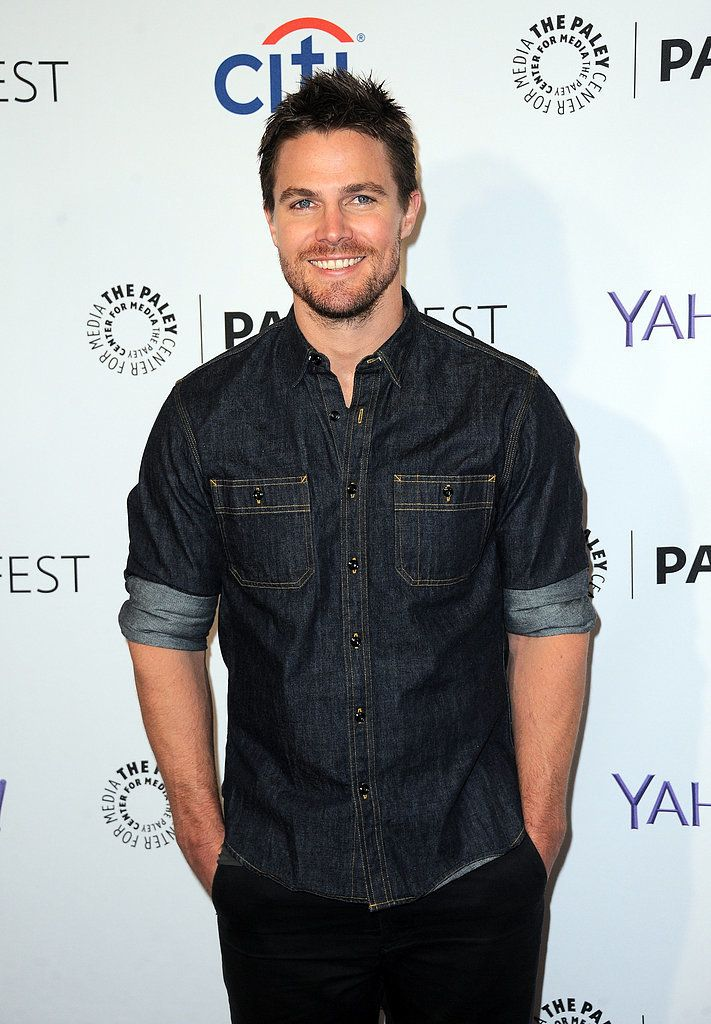 These Sexy Stephen Amell Snaps Are Basically Arrows Straight to Your Heart