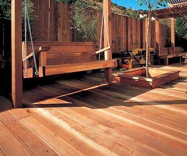 Porch swings decks and swings on pinterest