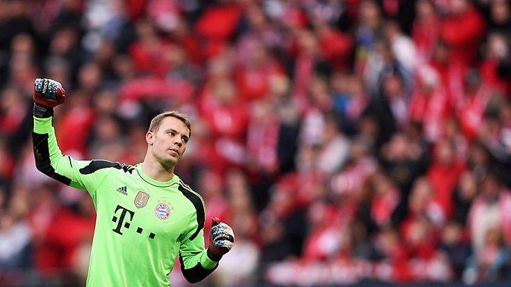 3/22/2014 FSV Mainz 05 0 - 2 FC Bayern München Goals: Schweinsteiger (82'), Götze (87')