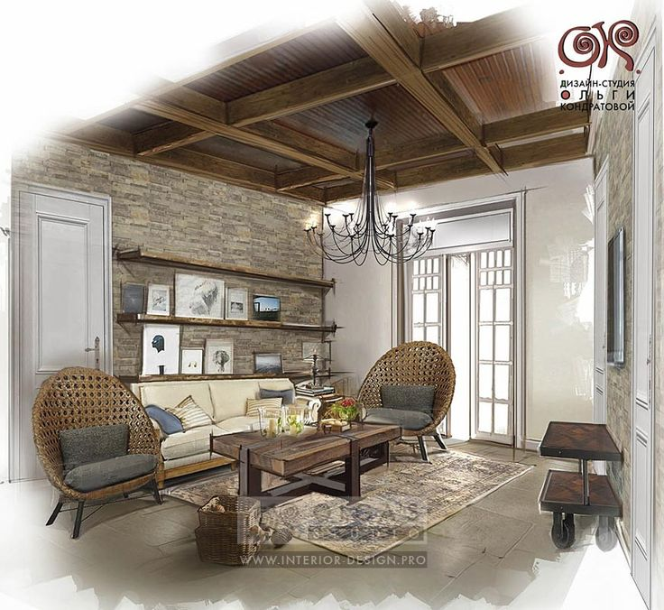 Country house living room ideas