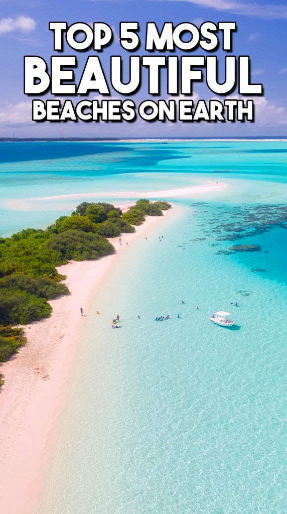 Top 5 Most Beautiful Beaches on Earth - Travel & Pleasure