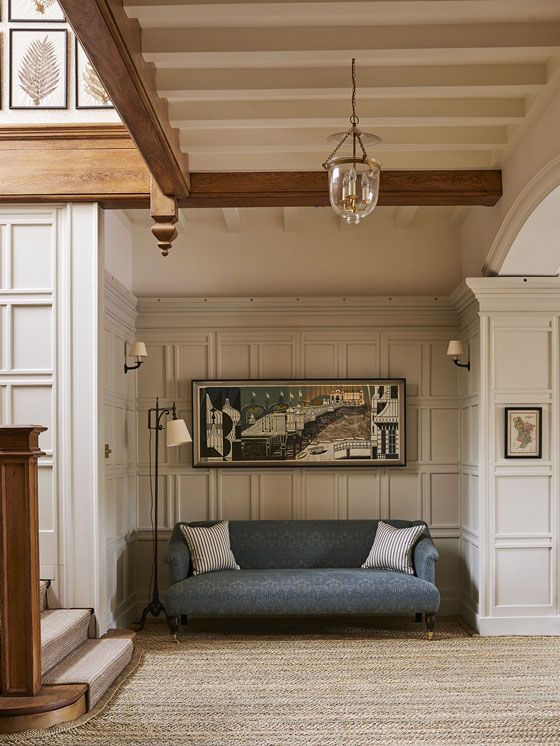 An Arts Crafts Home By Ben Pentreath Arts Crafts House