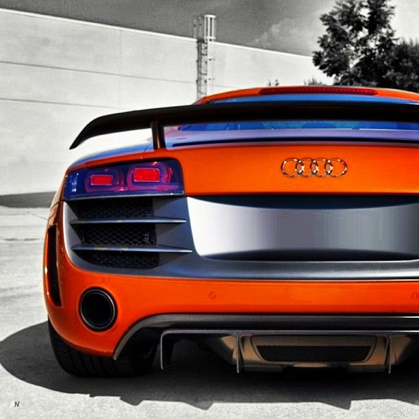 Twin-Turbo Audi R8. Click on the pic & sign up today to carhoots for awesome 'pinworthy' supercar pics!