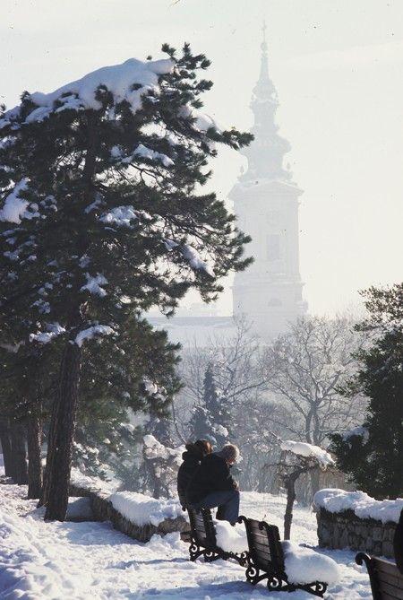 #Belgrado en invierno