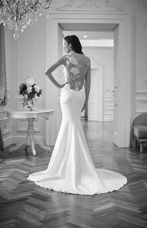 Abiti da sposa Atelier Signore dalla collezione 2017 - Vestito da sposa a…