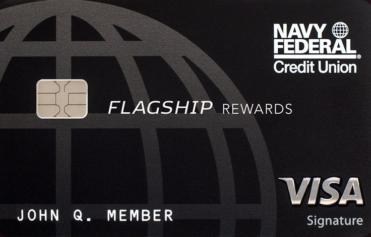 Visa Signature® Flagship Rewards Credit Card | Navy Federal Credit Union