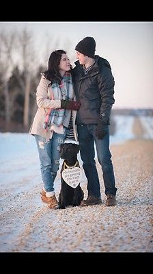 My Humans are getting Married Wedding Engagement Photography Prop Dog Heart Sign  | eBay