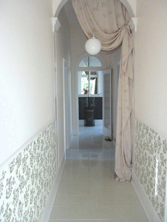 Oltre 25 fantastiche idee su pareti bianche su pinterest - Decorazioni floreali per pareti ...