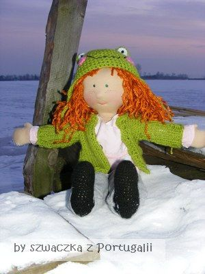 My doll - Kasia