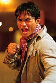 "Martial arts movie star Tony Jaa in ""The Protector,"" accompanying an article about Black Belt magazine's international correspondent, Antonio Graceffo, and the conclusion of his 4-part series, ""Searching for Tony Jaa."" #blackbeltmagazine #tonyjaa #martialarts #martialartsmovies #ongbak #thaimartialarts #thailand #bangkok #antoniograceffo"