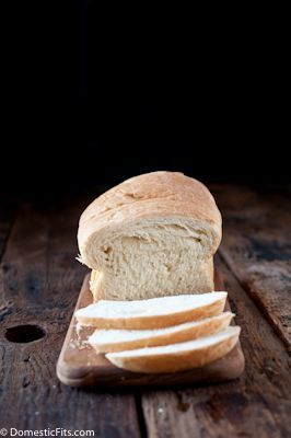 How to make easy homemade sandwich bread13