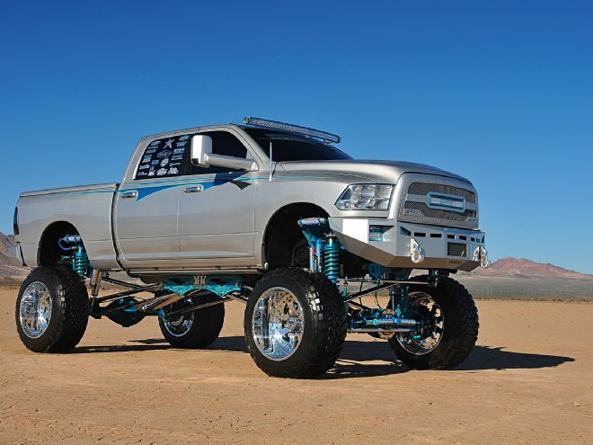 2014 Dodge Ram 2500 Won't Give you Cavities