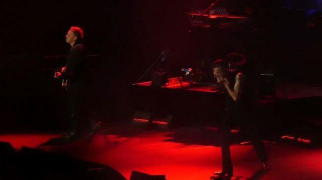 #DepecheMode 'Global Spirit Tour' 09.092017 - New York, NY (USA) - Madison Square Garden  Link: http://www.depmode.com/Depeche_Mode_Global_Spirit_Tour.php  #depmodecom