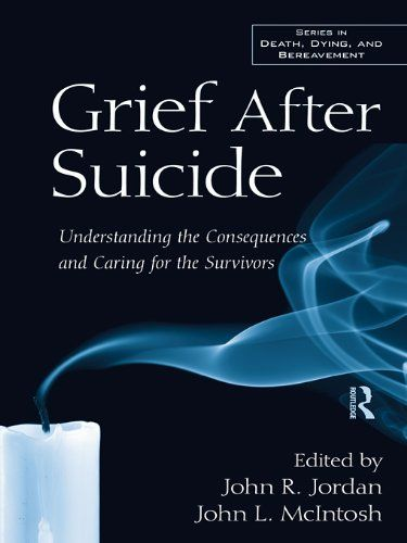 Grief After Suicide: Understanding the Consequences and Caring for the Survivors (Series in Death, Dying, and Bereavement)