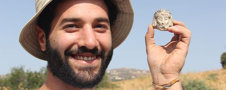 Abel Beth Maacah Dig Update - Archeology - APU Articles - Azusa Pacific University