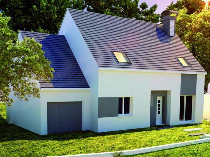 Trendy dlais de et cot rduits pour une maison livre en for Cout architecte maison
