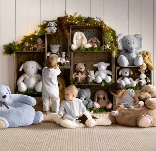 10 Clever Ways to Store Stuffed Animal Collections | Apartment Therapy