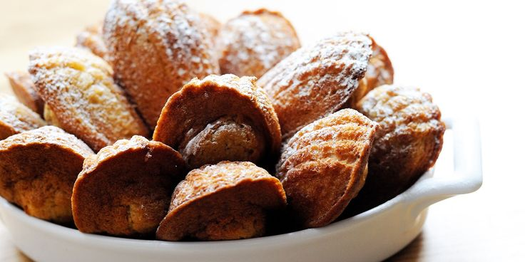 This madeleines recipe from Tom Aikens provides a guide to perfecting the classic French cake