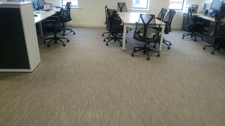 Does your Office Carpet look like this? Advantex Cleaning utilises the latest eco-safe products to clean deep down with no detergents