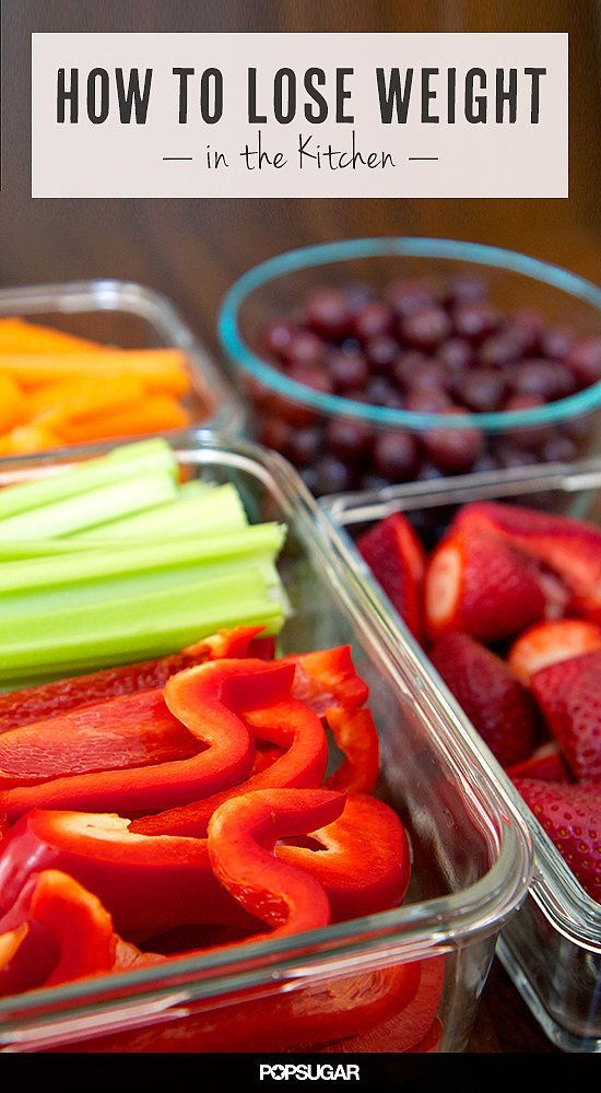 Do These 10 Things in Your Kitchen to Lose Weight