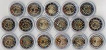 2 Euro Gedenkmünzen 50 Jahre Römische Verträge 2007