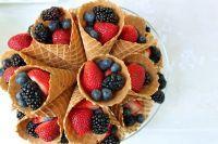 Как украсить фруктовую нарезку  3