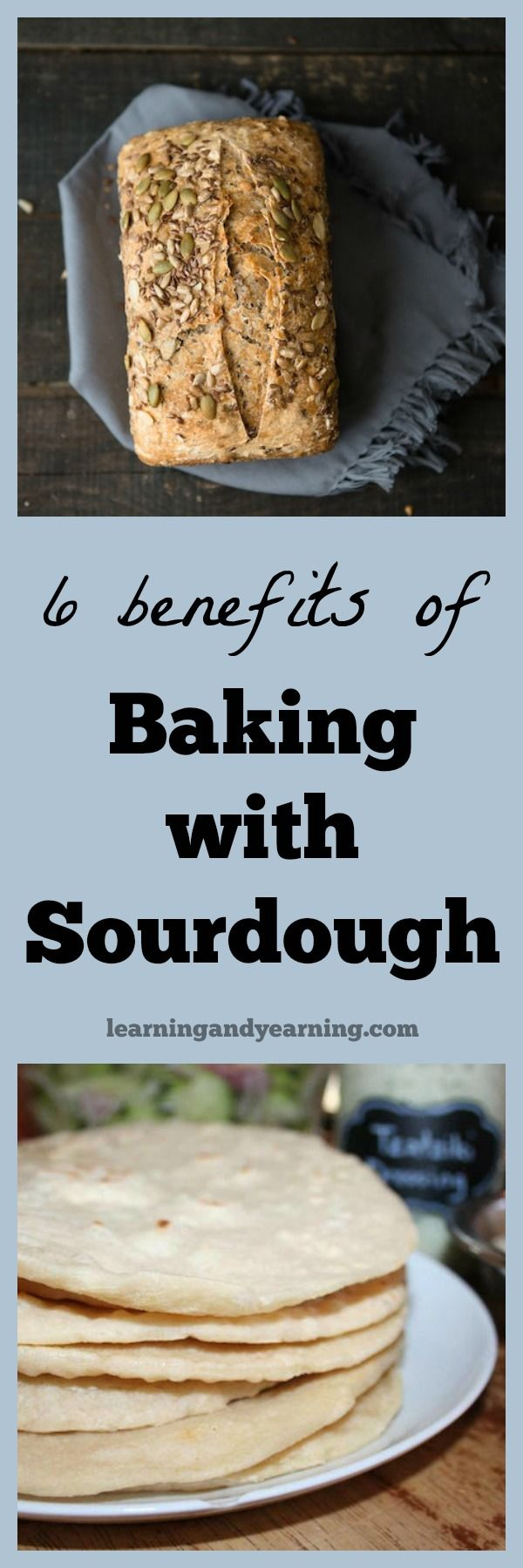 Best 25 commercial cooking ideas on pinterest kitchen layout six benefits of baking with sourdough forumfinder Choice Image