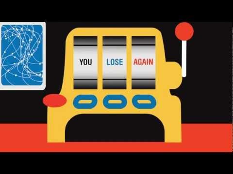 Video five describes the gambler's fallacy, while acknowledging that the human brain is always looking for patterns. Not a bad way to warn kids off gambling.