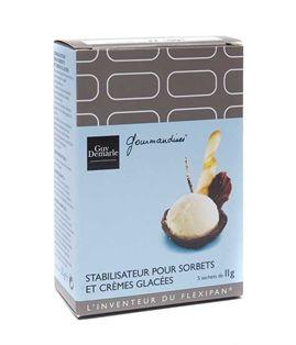 Stabilisateur de Glaces Gourmandises®, 5 x 11 g