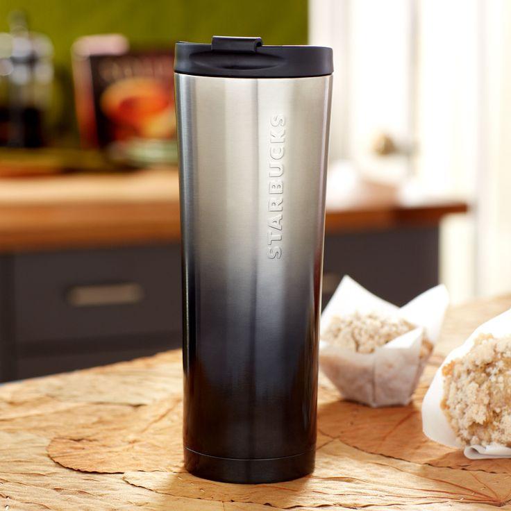 Stainless Steel Gradient Tumbler New Starbucks Fall