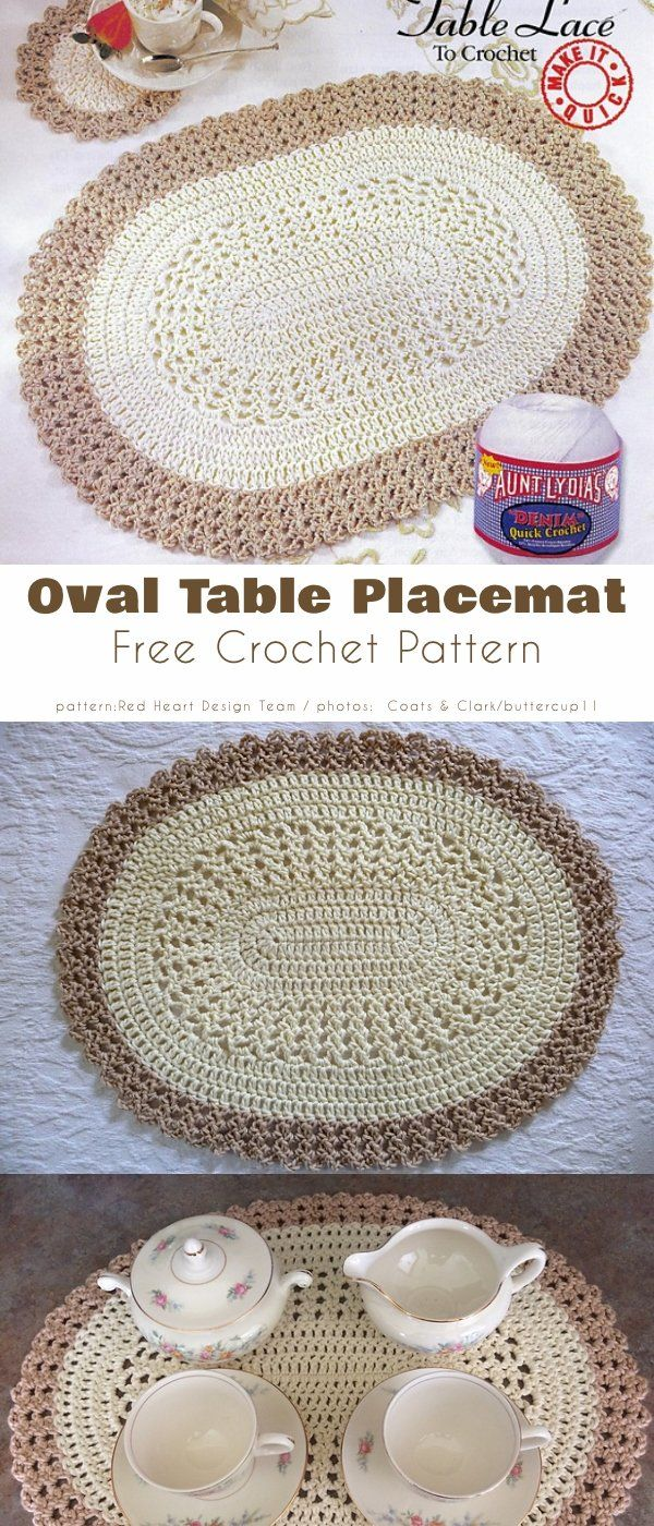 Doily Mat And Placemat Free Crochet Patterns Crochet Placemat Patterns Free Crochet Doily Patterns Crochet Table Runner Pattern