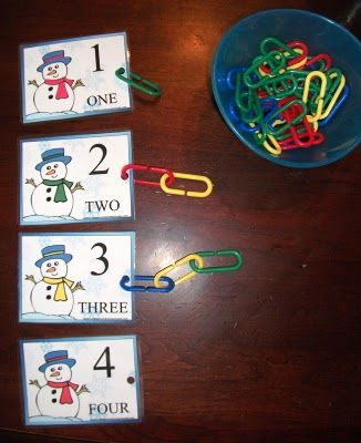 Shining Our Lights: Our Winter Preschool Unit