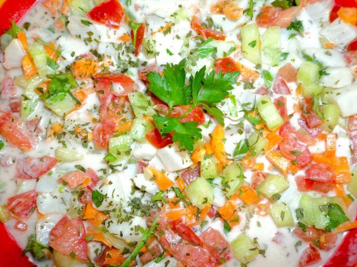 La salade tahitienne | Clemmo Around The World