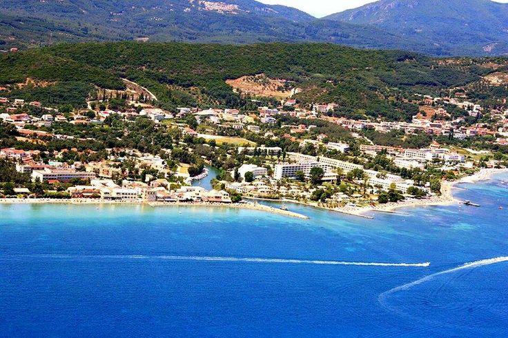 Messonghi and Moraitika, Corfu
