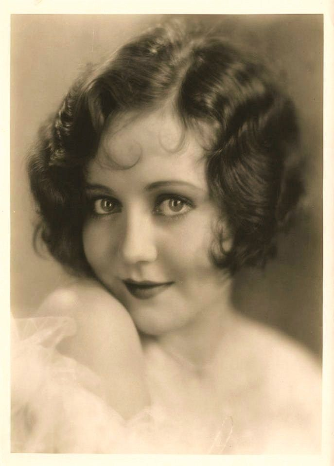 "NANCY CARROLL Cont'd-In 1929 she starred in ""The Dance of Life"" & ""The Wolf of Wall Street"" along with George Bancroft & Olga Baclanova. She was nominated for the Academy Award for Best Actress in 1930 for ""The Devil's Holiday."" (see her other pins in 1930s board)"