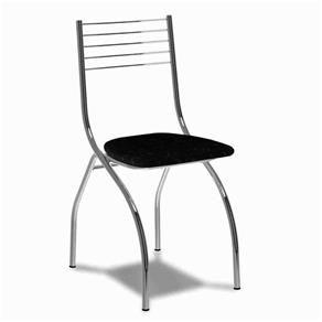 Cadeira de Cozinha Cromado 0146 Fantasia