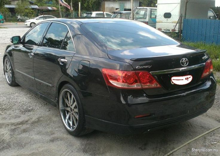 Used TOYOTA CAMRY 2008 for sale, RM21,000 in Kajang, Selangor, Malaysia. Toyota Camry 2. 4L(A) 2500cc Auto New facelift Full Spec. Year