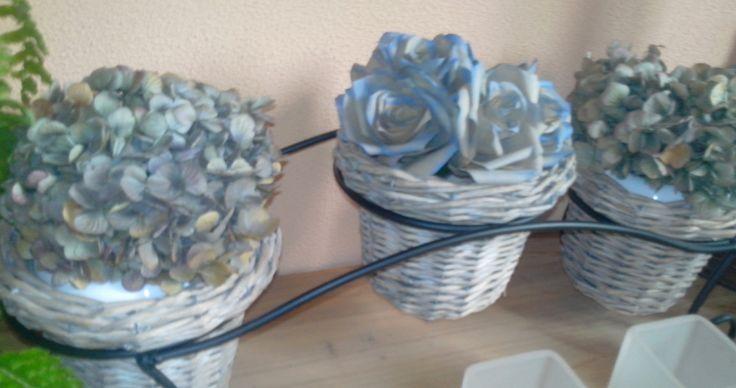 faire sécher les hortensias