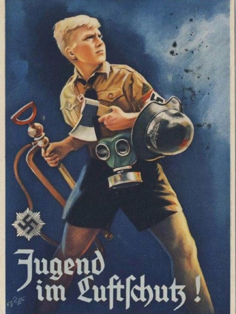 German: Youth ( Join ) the Air defence.