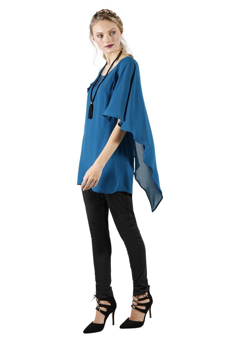 Sheer Summer Tops   Annah Stretton   New Zealand Fashion