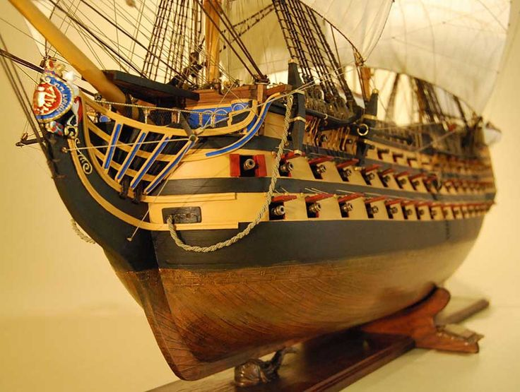 HMS Victorythe Model Boat C Money Has Picked Out For