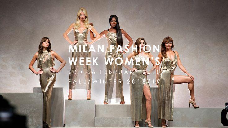 Sfilate Primavera Estate 2018 per la Fashion Week di Milano Moda Donna S/S 2018 dal 20 al 25 Settembre. Sfilate ed eventi a Milano.