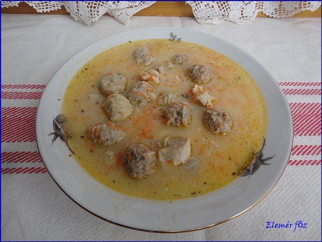 Savanyó káposztalé leves