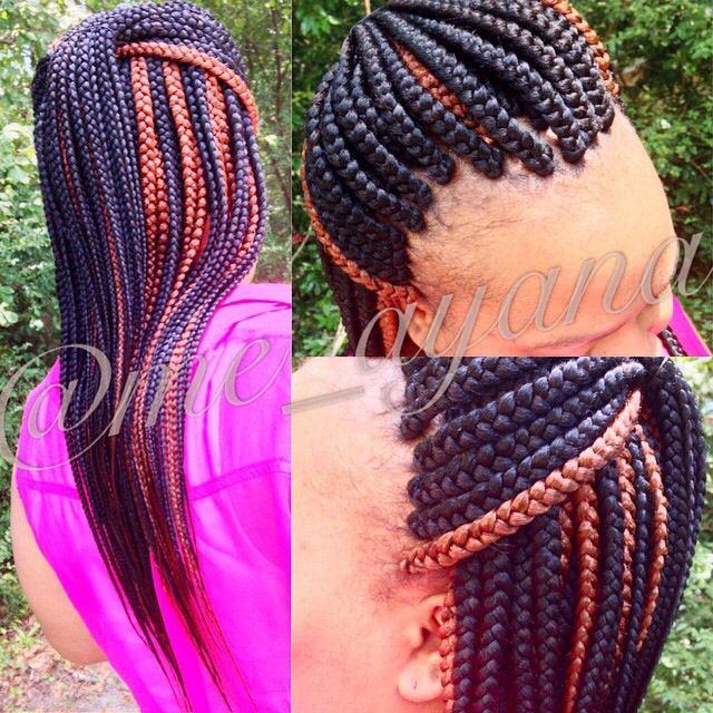 Superb 17 Best Images About Hair On Pinterest Flat Twist Box Braids Hairstyles For Women Draintrainus