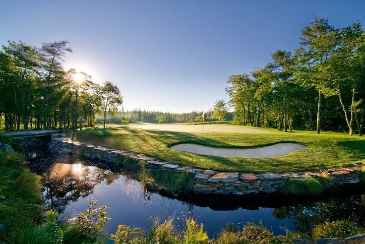 Golfing: West Pubnico Golf & Country Club's courses are the first to open and the last to close in Atlantic Canada.