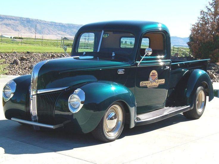 1941 Ford Pickup til salg - Klassiske bil annoncer fra CollectionCar.com.